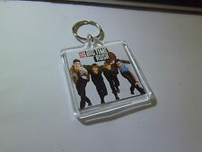 BTR -BIG TIME RUSH CD COVER KEYRING