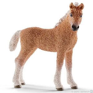 Bashkir Curly Colt Schleich Foal Horse 13781 Quality First Action Figures Animals & Dinosaurs