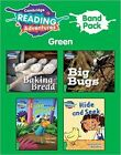 Cambridge Reading Adventures Green Band Pack of 8 by Gabby Pritchard, Peter Millett, Vivian French, Lynne Rickards, Kathryn Harper, Tanya Landman, Claire Llewellyn (Multiple copy pack, 2016)