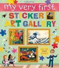 My Very First Sticker Art Gallery by Sam Lake (Paperback, 2014)