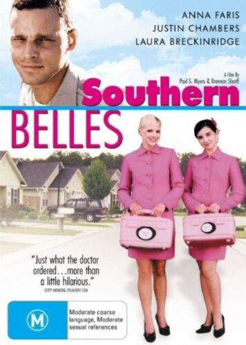 1 of 1 - Southern Belles- DVD VERY GOOD CONDITION FREE POSTAGE AUSTRALIA WIDE REGION 4