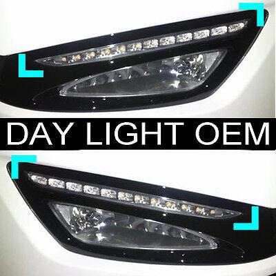 OEM Genuine LED Front Left Day Light Lamp 1p For 11 12 13 Kia Optima K5