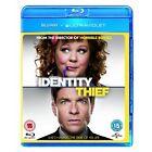 Identity Thief Blu-ray UV Copy 2012 Jason Bateman Melissa McCarthy
