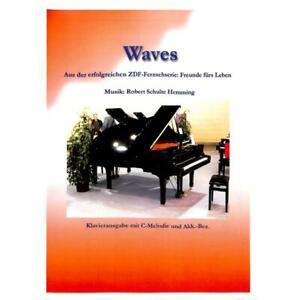 Waves-aus-034-Freunde-fuers-Leben-034-fuer-Klavier-mit-C-Melodie-und-Akk-Bez