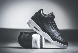 Nike Jordan Air Rétro 5 Noir 170 Uk Eu50 15 3 Blanc Rrp £ rRrHdq