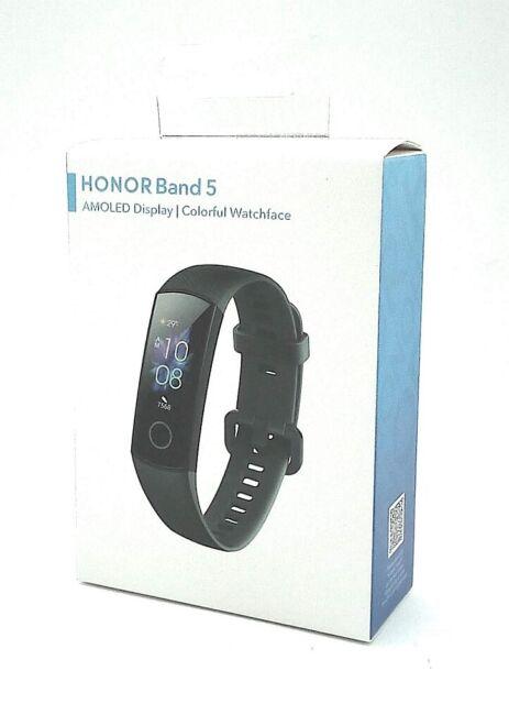 Honor 55026750 Band 5 Fitness-Tracker Schwarz - OVP + NEU!