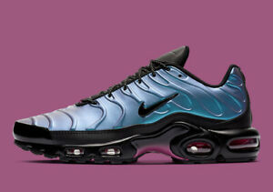 plus récent 36ac6 a2f77 Details about Nike Air Max Plus Throwback Future Black Laser Fuchsia Pink  AJ2013-006