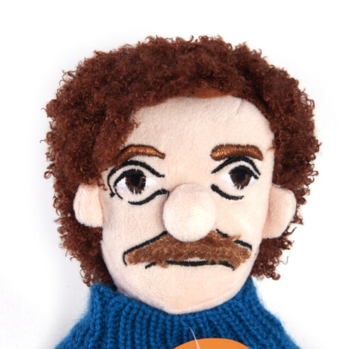 Kurt Vonnegut Giocattolo Morbido-Little pensatori doll