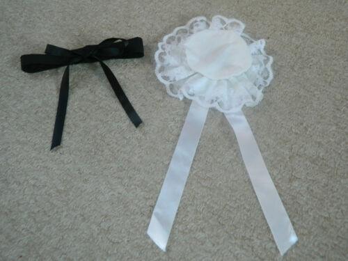 Edwardian fancy dress 3 pce Girls Victorian costume outfit Ladies Teacher