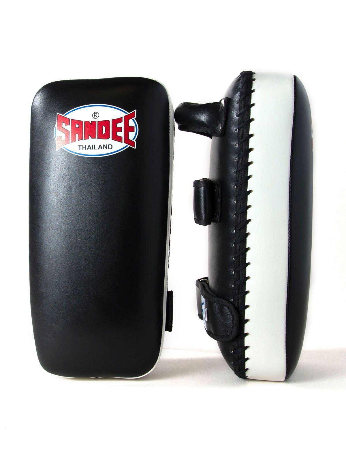 SeEE MUAY THAI Kick pad piatto Focus Pads Strike Shield Kickscatolaing Pugilato Nero