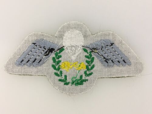 Britain//British Army Parachute Jump Instructors cloth jump wings embroidered