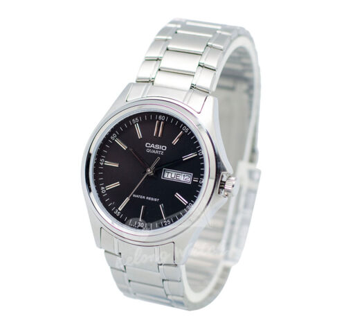 1 of 1 - -Casio MTP1239D-1A Men's Metal Fashion Watch Brand New & 100% Authentic