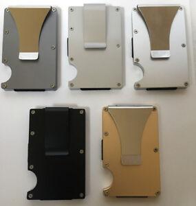 Kreditkartenetui-fuer-bis-zu-10-Kreditkarten-mit-Geldklammer-in-6-Farben
