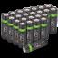 miniature 24 - Rechargeable Haute capacité AAA/AA Batteries Et 8-Way dock de chargement-Venom
