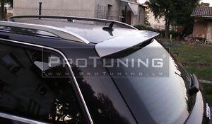 AUDI-A4-B7-04-08-8-H-S4-Avant-Estate-techo-spoiler-RS4-Tapa-Trasera-Adorno-De-Labios-RS