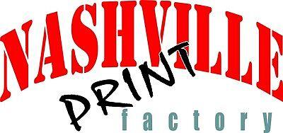 Nashville print factory