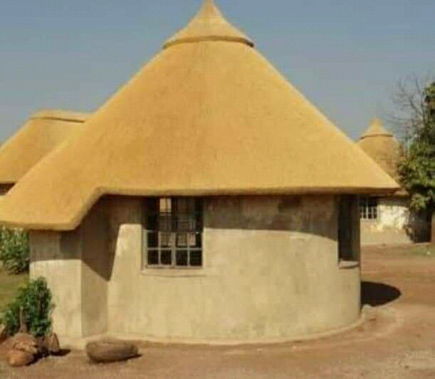 Roof leaks and quality thatching