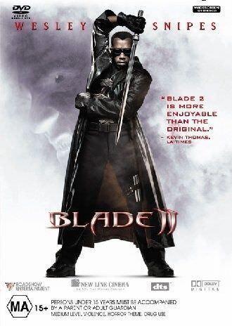 1 of 1 - Blade 2 - DVD - Region 4 - MA