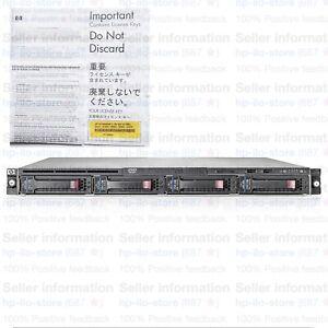HPE iLO Advanced License DL320 Gen6 iLO2 Server Lifetime ...