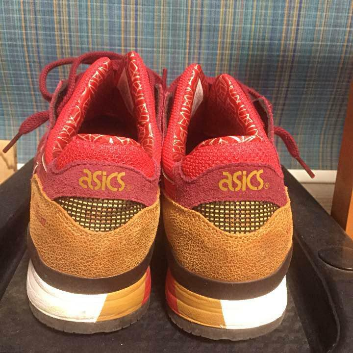 Gelrite from 3 ASICS from Gelrite japan (6283 f78b3a