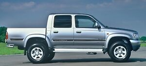 toyota-Hi-Lux-Hilux-decals-amp-side-stripes-DOUBLE-CAB-2-4-D