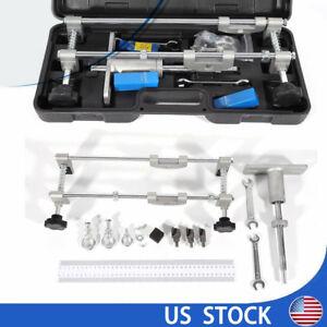 90mm Mortice Lock Fitting Jig Door Lock Mortiser Kit Perforator Folder Hand Set!