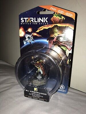 Starlink Battle for Atlas Eli Arborwood Pilot Pack