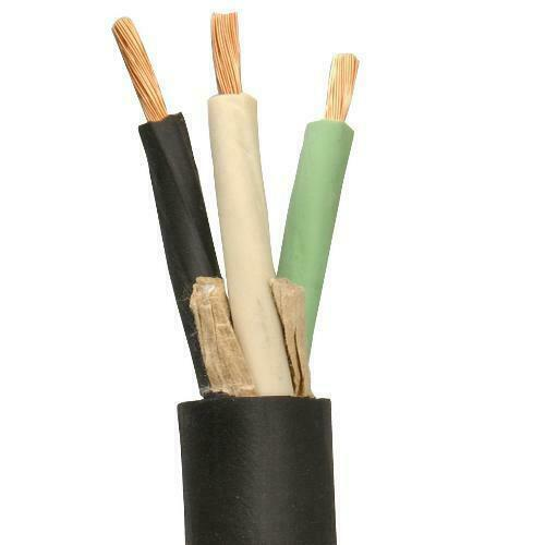 10//3 STOOW Portable Power Cable Flexible Cord Black 600V