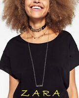 Zara With Tags Choker & 2 Chains Set Lobster Claw Clasp Hot Gift