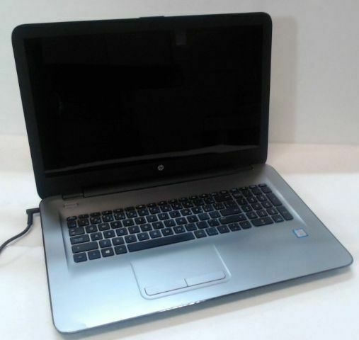 HP 17-X108CA i5-7200U 2.5GHz 16GB RAM 1TB HDD Windows 10 Home 17