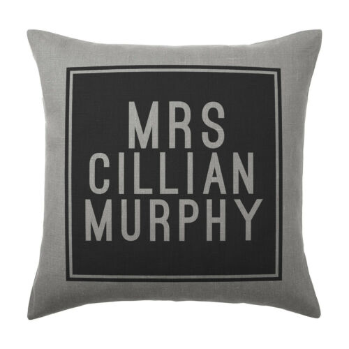 Cillian murphy coussin pillow cover case-cadeau