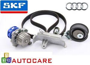 SKF-Cinghia-Di-Distribuzione-Kit-Pompa-acqua-AUDI-TT-A3-1-8-T-motori-a-catena-CAMBELT