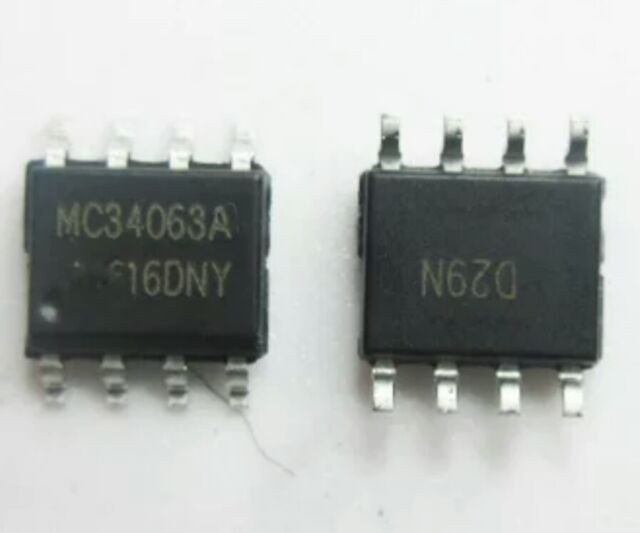 Mc34063ad Circuito Integrado Sop-8 mc34063ad Smd