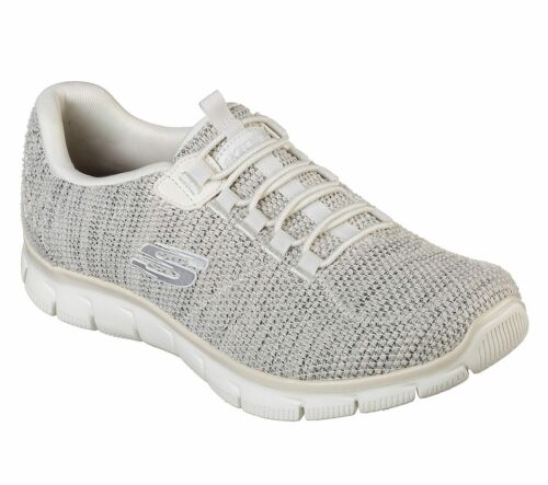 EMPIRE-DREAM WORLD NEW SKECHERS Women/'s RELAXED FIT #12817 NAT