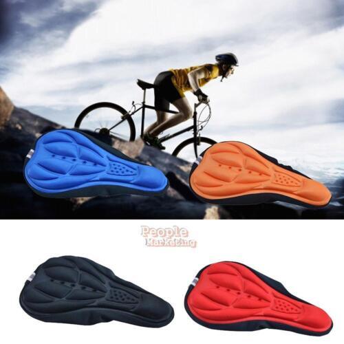 Vélo Super Comfort Soft Gel Pad Coussin Selle Housse de siège Cycle-Fournisseur britannique