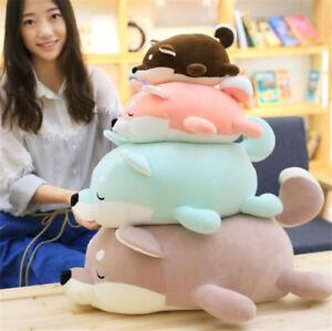 Japanese-Anime-Shiba-Inu-Dog-Plush-Doll-Soft-Stuffed-Animal-Toys-Cute-Pillow