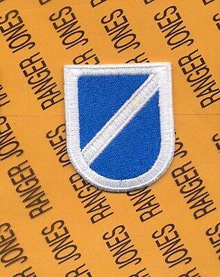Rhode Island Special Forces Airborne STARC beret flash patch m//e