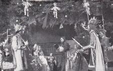 Krippe im Kloster Neustift Südtirol - Weihnachtskrippe - Dreikönige um 1940