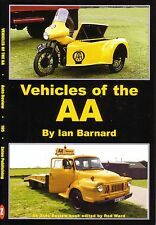 Book - Vehicles of the AA - Austin Transit Bedford BSA Ford Reliant  Auto Review