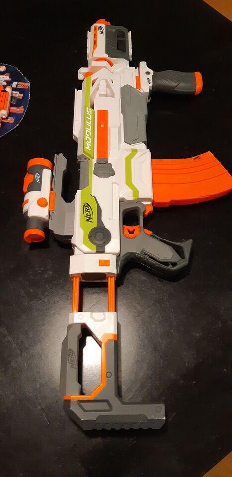 Våben, Nerf