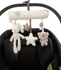 Brand New Baby Mobile Rabbits and Bears Plush Car Seat Pram Stroller