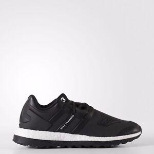 Adidas-Y-3-Yohji-Yamamoto-Pureboost-ZG-Core-Black-BB5396-Boost-Rare