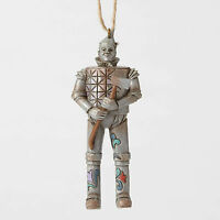 40545624 Jim Shore Wizard Of Oz Tin Man Christmas Ornament Toto Mgm Movie