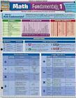 Math Fundamentals 1 by BarCharts (Other book format, 2009)