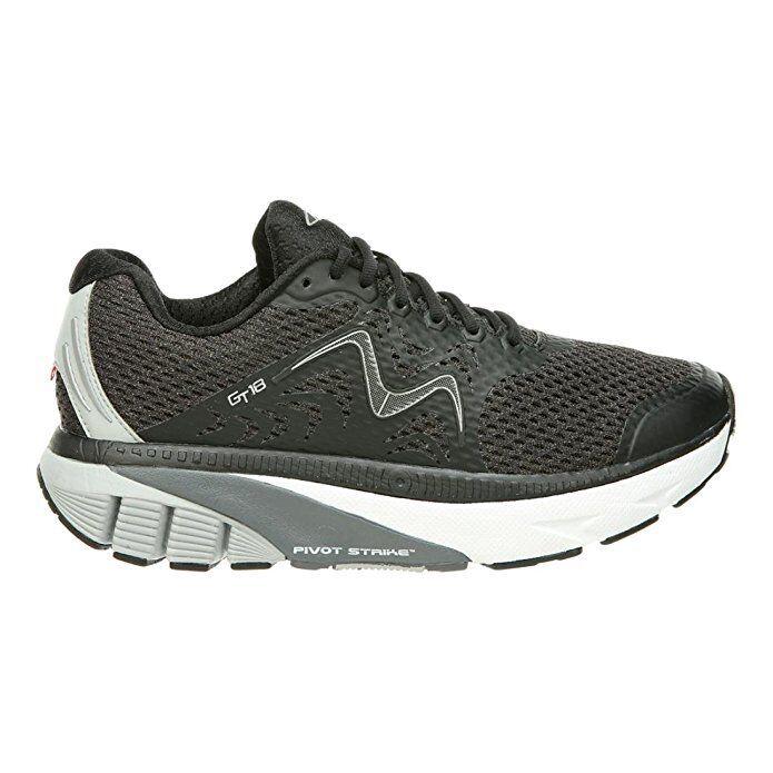 MBT-GT 18 Para hombres Zapatos para Correr Negro