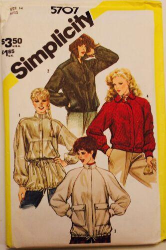 Misses//Mens Vtg SIMPLICITY COAT JACKET VEST Sew Pattern ~ UC Sz 6-24 U PICK