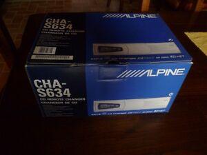 Cd-Changer-Alpine-CHA-S-634
