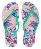 Tongs Pour Femme Papillon 36 Au 41 Chaussures Plage Pas Cher Neuf
