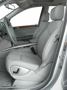 Image Is Loading MBZ Mercedes Benz ML350 Leather Interior Seat Covers