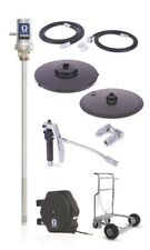 Graco 24j066 Mobile Grease Package 400lb Drum Withld 14 X 35 Reel